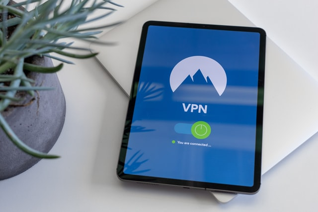 VPN telecoms tablet technology in a post-COVID world
